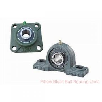 AMI MUCPPL205-16W Pillow Block Ball Bearing Units