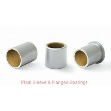 Oilite AAM1014-16 Plain Sleeve & Flanged Bearings
