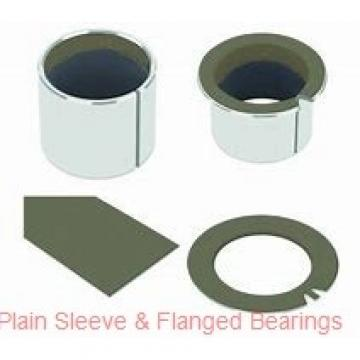 Symmco SS-4864-24 Plain Sleeve & Flanged Bearings
