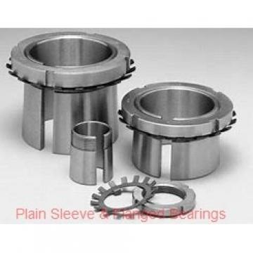 Symmco SS-1016-16 Plain Sleeve & Flanged Bearings