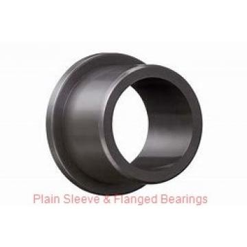 Oilite FF303-01B Plain Sleeve & Flanged Bearings