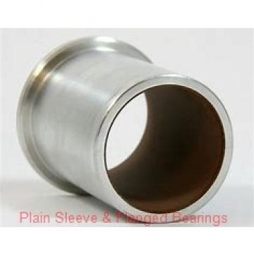 Symmco SS-1012-16 Plain Sleeve & Flanged Bearings