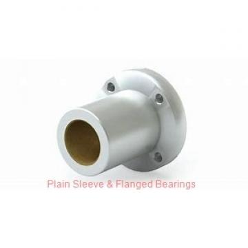 Oilite FF621-03 Plain Sleeve & Flanged Bearings