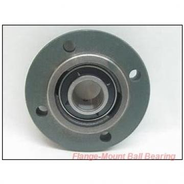 AMI MUCFT201-8NP Flange-Mount Ball Bearing Units