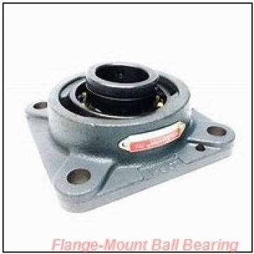 AMI UCNFL206-20MZ2CEW Flange-Mount Ball Bearing Units