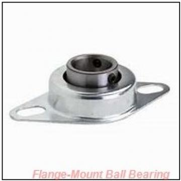 AMI KHFT211-35 Flange-Mount Ball Bearing Units