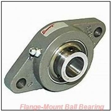 AMI UCNFL207-22MZ2W Flange-Mount Ball Bearing Units