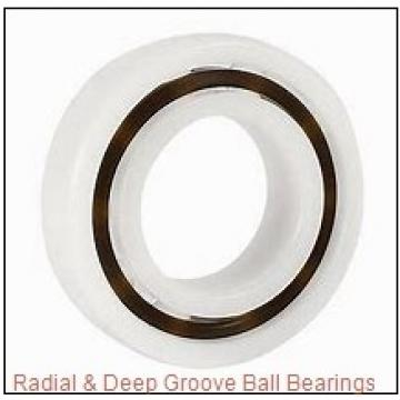 PEER 61805 ZZ Radial & Deep Groove Ball Bearings